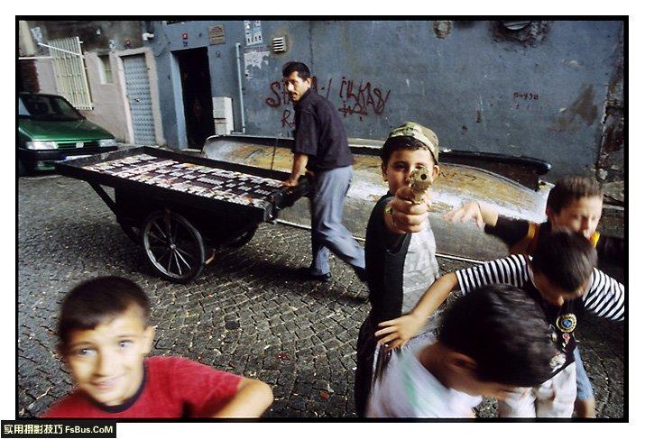 五个克服街头摄影心理障碍的建议