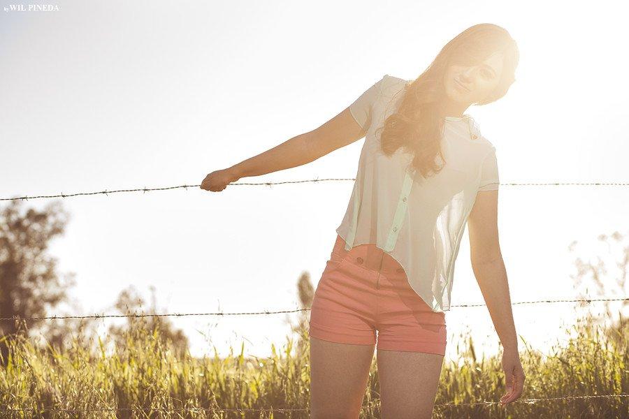 善用太阳光来拍出专业照片