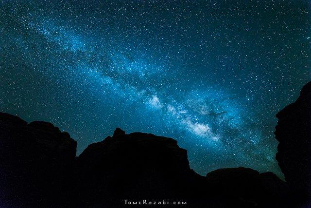 星空夜景摄影速成攻略