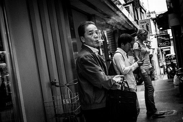 浅谈街头摄影的五个小技巧