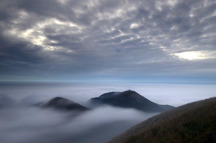 山岳摄影拍摄主题和相机基本设定