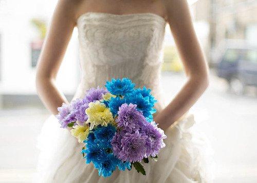 专业模特给准新娘的10个更上镜秘技