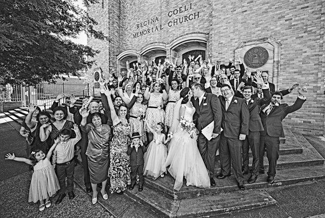 西式婚礼的流程以及拍摄指南
