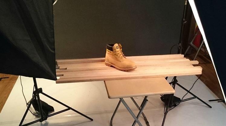 浅谈商品摄影 - 鞋履广告摄法小分享