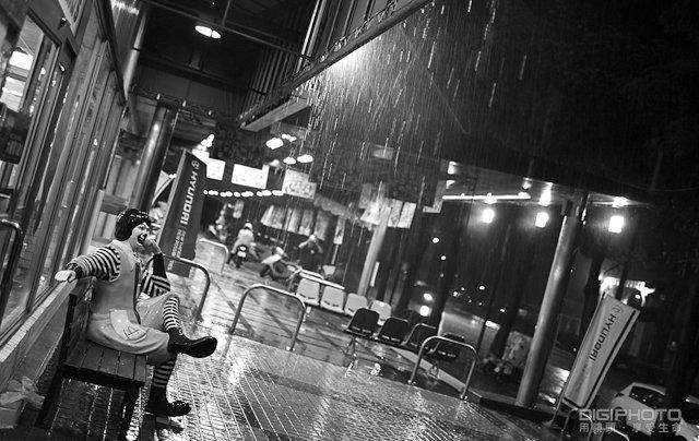 雨天摄影的七大迷人之处