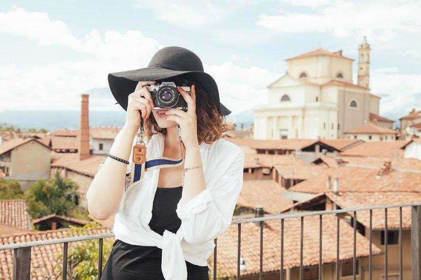 摄影师心得分享:用「创作」代替「随拍」提升摄影水平