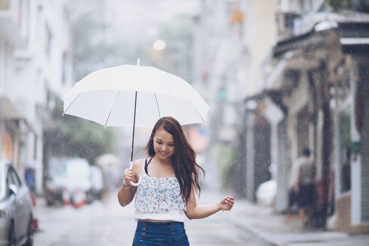 【人像摄影】于阴天或下雨天下的人像拍摄心得