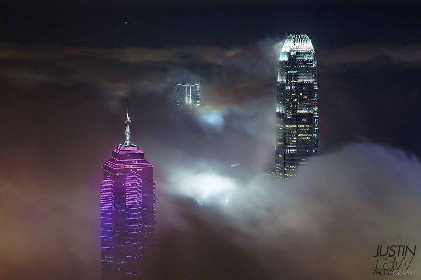 专业摄影师浅谈云海夜景