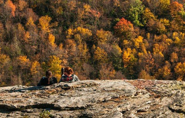风景摄影寻人入景的五个原因