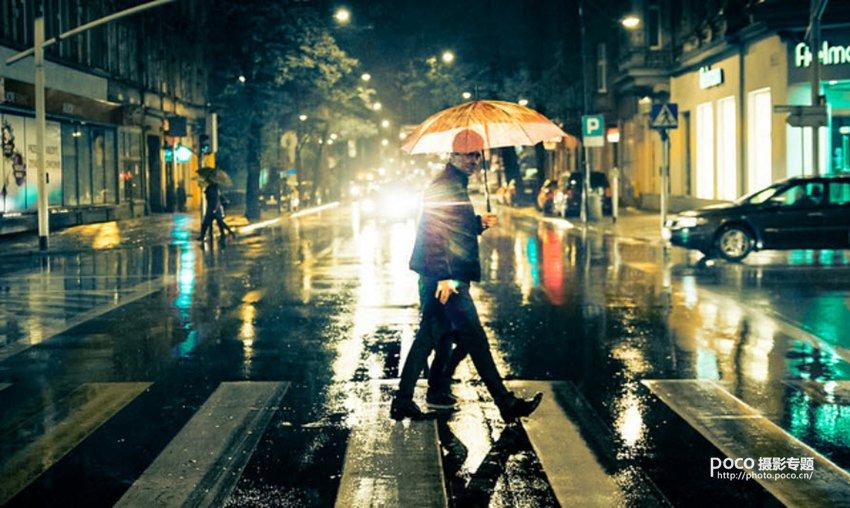 9个街头摄影创意用光法