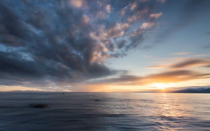 风光摄影如何预测美丽霞光?