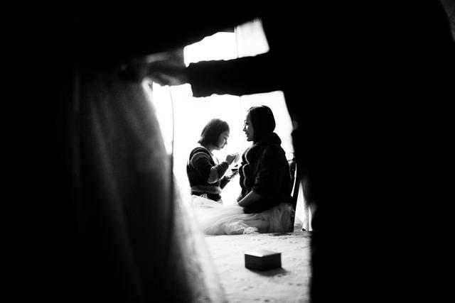 婚礼摄影自然光运用技巧