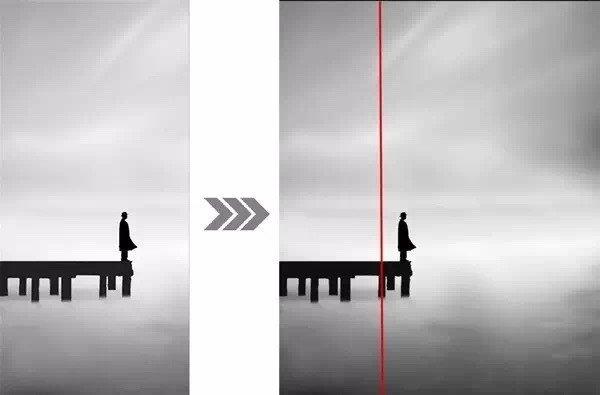 懂得视觉平衡也能拍出好作品