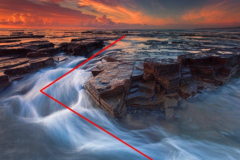 详解风光摄影的构图法则