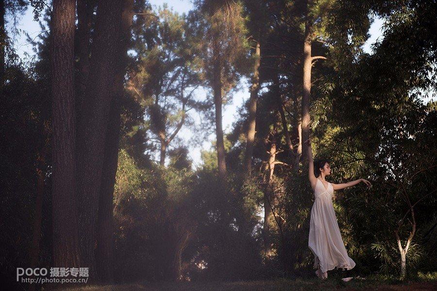 私房写真如何引导人物呈现最自然状态
