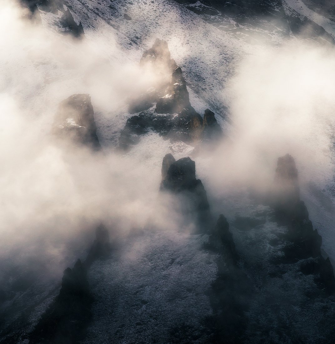 风光摄影如何探索你内在的摄影艺术细胞