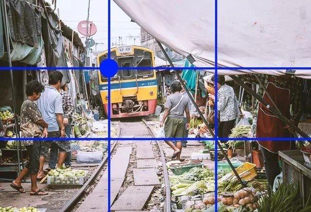 理解摄影构图核心才能拍出好照片