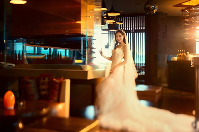 婚礼摄影把握住关键的环节和场景