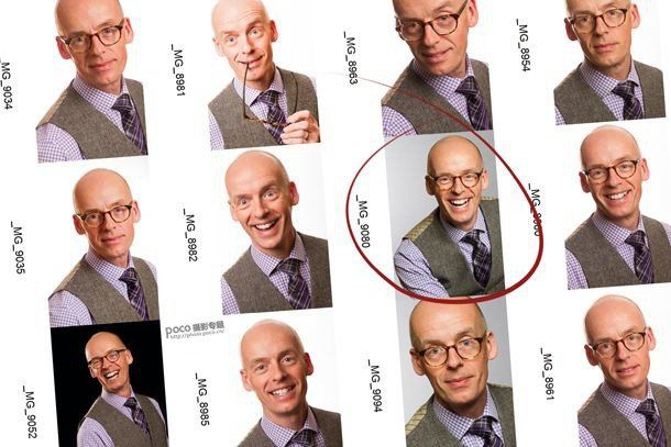 简单六招拍出专业的人物肖像