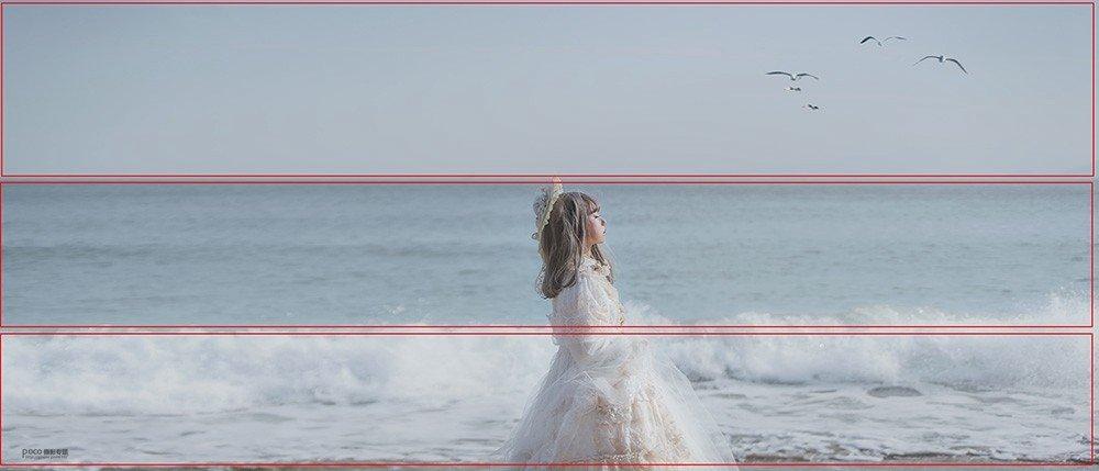 人像摄影制胜全场的构图秘诀