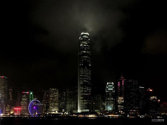 手机拍夜景的5个简单技巧