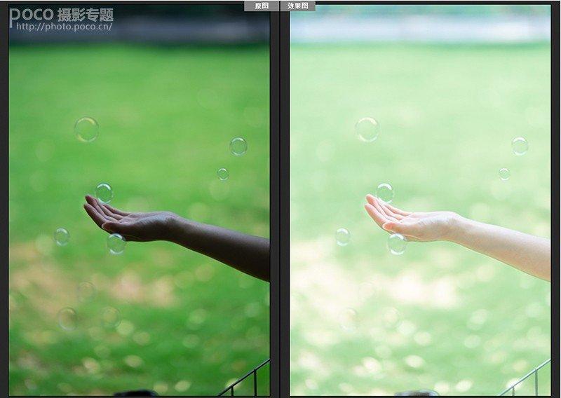 清新类静物摄影的前后期系统教学