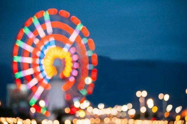 拍摄游乐场的四种创意技法