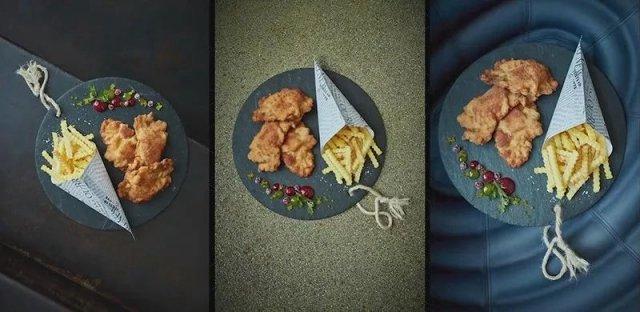拍出多种感觉的美食摄影小技巧